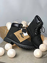 """Зимние ботинки Timberland Classic """"Черные"""", фото 3"""