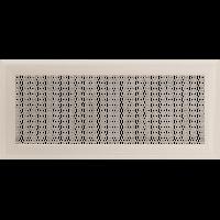 Решетка Oskar кремовая 17*37 (крашеная), фото 1