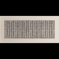 Решетка кремовая 17*37 (крашеная), фото 1