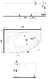 PROMISE ванна асимметричная 170*110 см, правая, c ножками SN8, фото 2