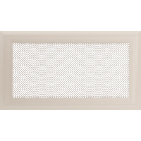Решітка Oskar кремова 17*30 (фарбована), фото 1