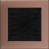 Решетка медь гальванизированная 17*17, фото 1