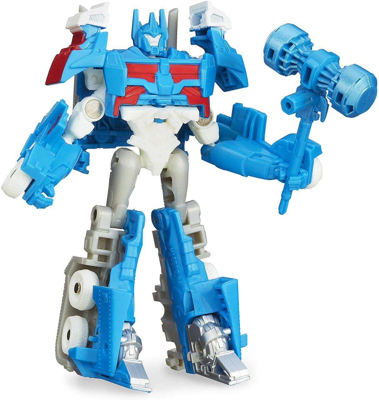 Трансформер Hasbro, Ультра Магнус, Трнасформеры Прайм 8 см - Ultra Magnus, Commander Class, Beast Hunters