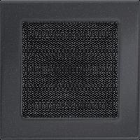 Решетка графитовая 17*17 (крашеная), фото 1