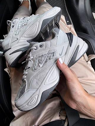 "Кроссовки Nike M2K Tekno ""Серые"", фото 2"