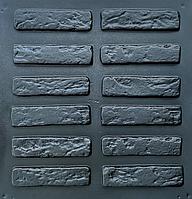 """Форма для гипсовой плитки - комплект """"Римский кирпич"""" (3 формы)"""