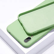 Силиконовый чехол SLIM на Xiaomi Mi 5X / Mi A1 Mint
