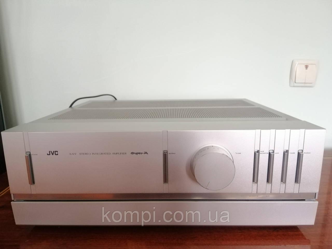 Интегральный усилитель JVC A-X9 Made in Japan HI-END