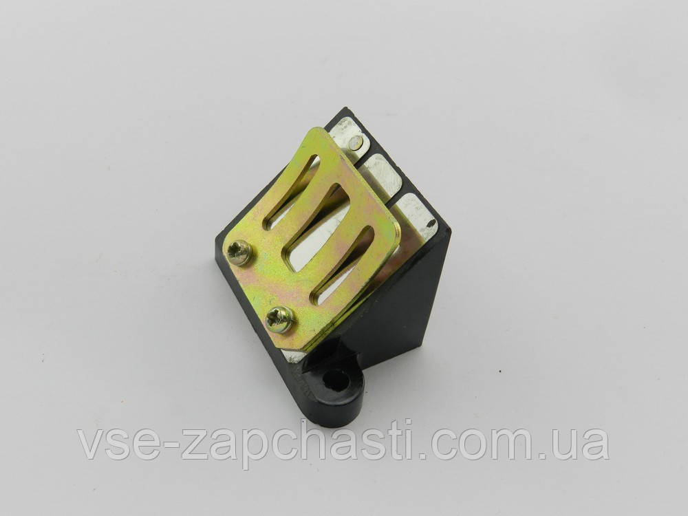 Лепестковый клапан Suzuki Address/Sepia/ OLD/Mollet, (2 болта)