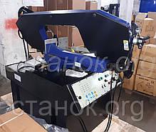 Zenitech BS 355 напівавтоматичний стрічкопильний верстат по металу ленточнопильный станок по металлу пила, фото 3
