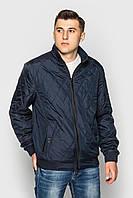 Демисезонная мужская куртка батал. Модель 221-а. Размеры 62-64