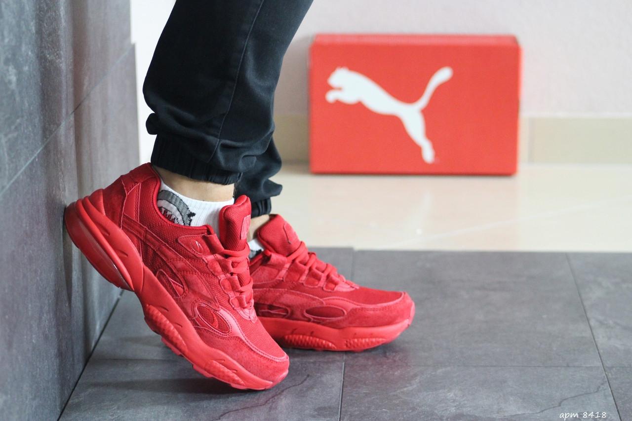 Мужские кроссовки Puma Cell Venom (красные)