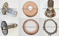 Запчасти КПП ZL40/50 на погрузчик ZL50G XCMG, SEM, Petronik, Foton, TOTA, LW541 XZ656 XG955