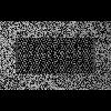 Решетка черно-серебряная 11 * 17 (крашеная)