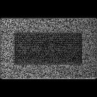 Решетка черно-серебряная 11 * 17 (крашеная), фото 1