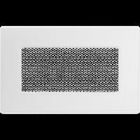 Решітка біла 11 * 17 (фарбована), фото 1