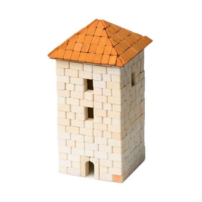 Башня | Конструктор из мини-кирпичиков | 420 деталей | Країна замків та фортець (Україна)