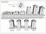 Башня | Конструктор из мини-кирпичиков | 420 деталей | Країна замків та фортець (Україна), фото 2