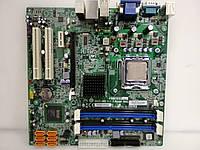 Материнская плата ACER G43T-am4 +E5400 S775 G43 DDR3