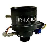 Объектив 4-9 мм automatic GMB