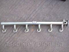 Сварной узел выпускного водопровода 640-1303020
