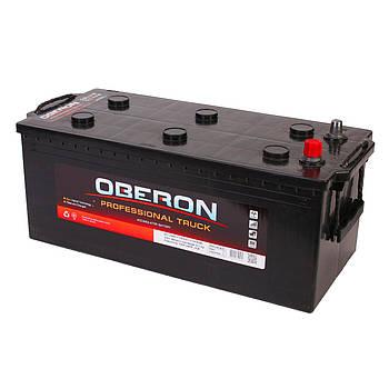 Аккумулятор автомобильный OBERON Professional Truck 6CT 190Ah, пусковой ток 1150А [+|–]