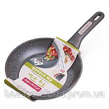 Сковорода Kamille 22см с гранитным покрытием из алюминия