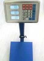 Торговые Весы до 350кг на Аккумуляторе с Металлической Головой Электронные