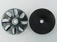 Крыльчатка (щека) Suzuki Address/Sepia/ Lets (железная из 2х частей)