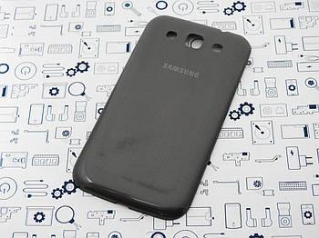 Б.У. Корпус Samsung GT-i8552 крышка задняя серая Оригинал