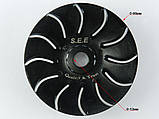 Крыльчатка (щека) вариатора Honda Lead 50cc SEE (тайвань), фото 2