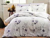 """Комплект постельного белья """"DO&CO"""" Leeana Saten (двуспальный евро)"""