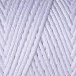Пряжа шнур для макраме YarnArt Macrame Cotton 751 белый (ЯрнАрт Макраме Коттон)
