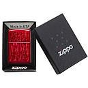 Зажигалка Zippo Iced Zippo Flame Design, 29824, фото 5