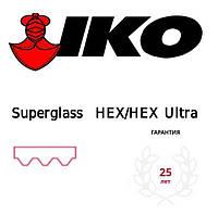 Битумная черепица IKO Superglass HEX/Ultra