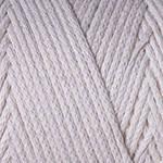 Пряжа шнур для макраме YarnArt Macrame Cotton 752 светло-молочный (ЯрнАрт Макраме Коттон)