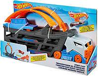 Трек-трансформер Трюки и Гонки Крутые трюки от Hot Wheels Хот Вилс Hot Wheels Stunt n' Go Track  DWN56 GCK38