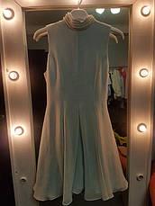 Распродажа! ASOS размер L Шифоновое пышное платье клёш, фото 3