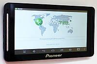 "Автомобильный GPS навигатор Pioneer G716 7"" 8Gb Android 5.1"