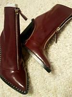 Распродажа! размер 38 Лакированные ботинки Missguided