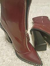 Распродажа! размер 38 Лакированные ботинки Missguided, фото 2
