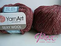 Пряжа ЯрнАрт Силк Вул (YarnArt Silky Wool ) №344