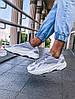 "Мужские кроссовки в стиле Adidas Yeezy Boost 700 v2 Static ""Grey"" ( в стиле Адидас), фото 4"