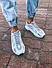 "Мужские кроссовки в стиле Adidas Yeezy Boost 700 v2 Static ""Grey"" ( в стиле Адидас), фото 5"