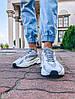 "Мужские кроссовки в стиле Adidas Yeezy Boost 700 v2 Static ""Grey"" ( в стиле Адидас), фото 6"