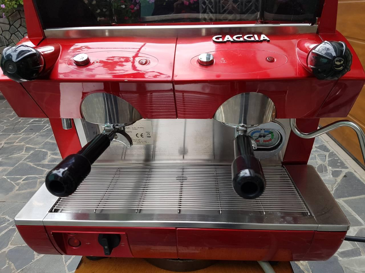 Кофемашина GAGGIA COMPACT 2 GR  б/у в Прекрасном состоянии