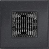 Решітка графітова 11 * 11 (фарбована), фото 1