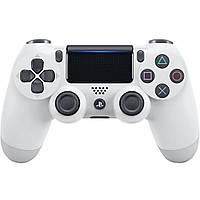 Геймпад SONY PS4 Dualshock 4 V2 White, фото 1