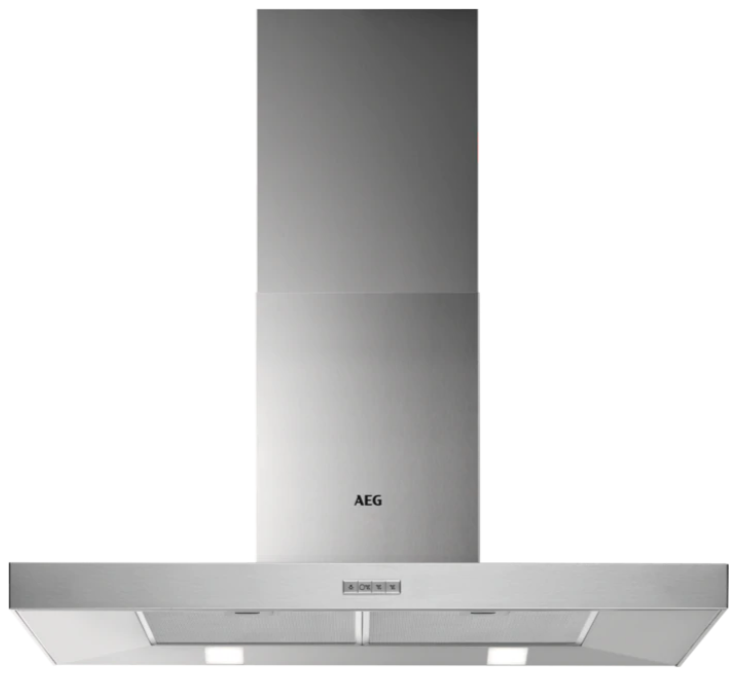 Кухонная настенная  вытяжка  AEG DBB4950M