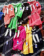 Дитячий махровий халат з вушками Зайка для дітей від 7 до 9 років, фото 6